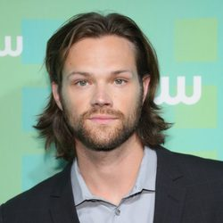 Jared Padalecki en los Upfronts 2012 de The CW