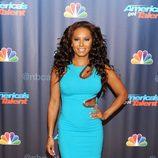 Mel B durante el estreno de 'America's Got Talent' en Nueva York