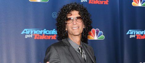 Howard Stern durante el estreno de 'America's Got Talent' en Nueva York