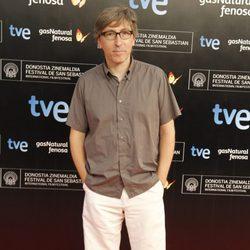 David Trueba en la presentación del Festival de Cine de San Sebastián 2013