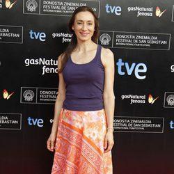 Rosana Pastor en la presentación del Festival de Cine de San Sebastián 2013