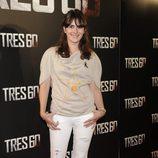 Anna Allen en el estreno de 'Tres 60' en Madrid