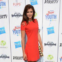 Nina Dobrev en el Power of Youth 2013