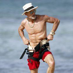 Kyril de Bulgaria presume de torso desnudo en Mallorca