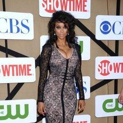 Tyra Banks en la fiesta veraniega de CBS, Showtime y The CW 2013