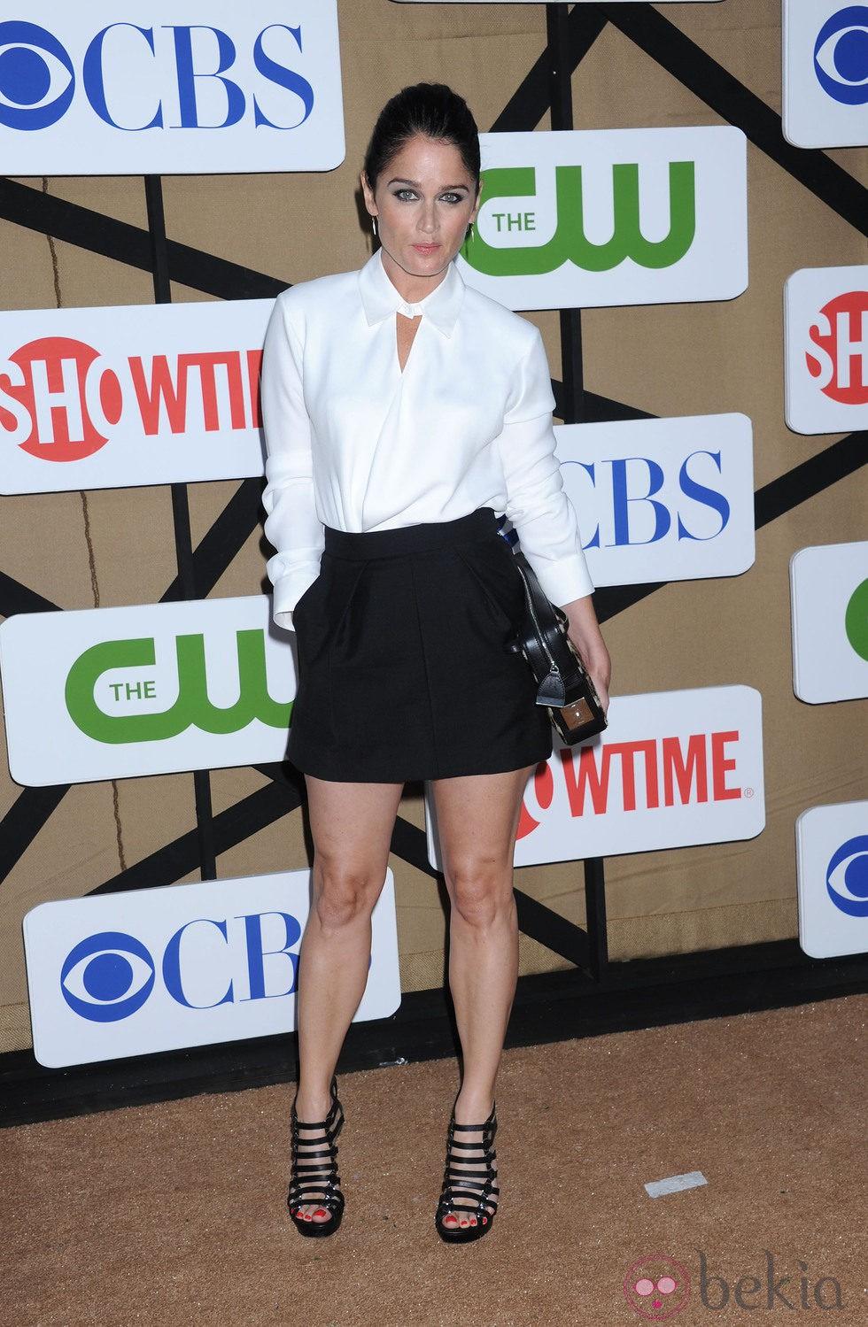 Robin Tunney Photos Photos - CBS, The CW & Showtime 2013