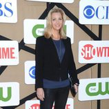 Lisa Kudrow en la fiesta veraniega de CBS, Showtime y The CW 2013