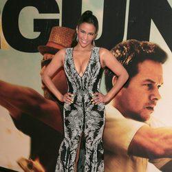 Paula Patton en la premiere de '2 Guns' en Nueva York