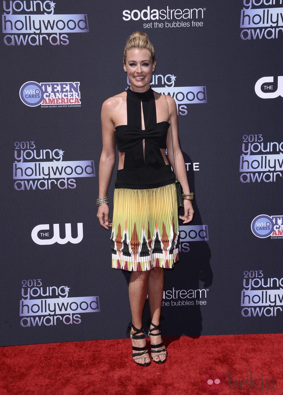 Cat Deeley en los Premios Young Hollywood 2013