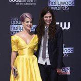 Kelly Osbourne y Matthew Mosshart en los Premios Young Hollywood 2013