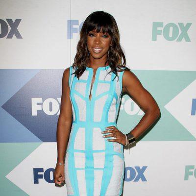 Kelly Rowland en la Fiesta de Verano de la Fox 2013