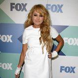 Paulina Rubio en la Fiesta de Verano de la Fox 2013