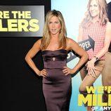 Jennifer Aniston en el estreno de 'Somos los Miller' en Nueva York
