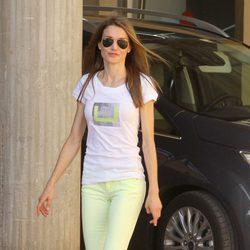 La Princesa de Asturias llegando a Palma de Mallorca