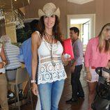 Elsa Anka en el Global Gift Celebrity Golf Tournament de Marbella