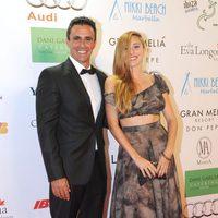 Alonso Caparrós en la Global Gift Gala 2013 de Marbella