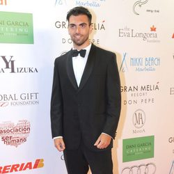 Zeus Tous en la Global Gift Gala 2013 de Marbella