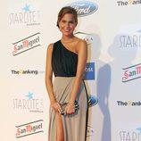 Natalia Sánchez en la Starlite Gala 2013