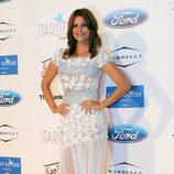 María José Suárez en la Starlite Gala 2013