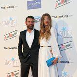 Laura Sánchez y David Ascanio en la Starlite Gala 2013