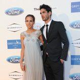 Ana Fernández y Santiago Trancho en la Starlite Gala 2013