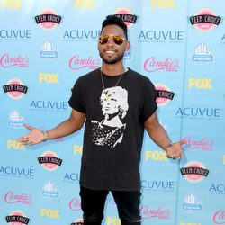 Miguel en los Teen Choice Awards 2013
