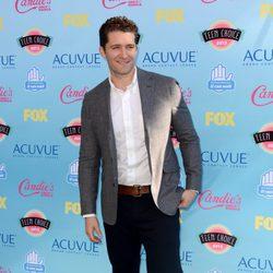 Matthew Morrison en los Teen Choice Awards 2013