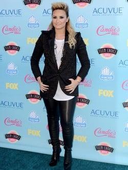 Demi Lovato en los Teen Choice Awards 2013