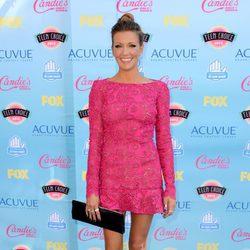 Katie Cassidy en los Teen Choice Awards 2013