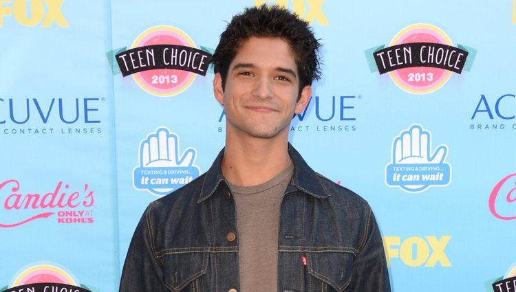 Tyler Posey en los Teen Choice Awards 2013