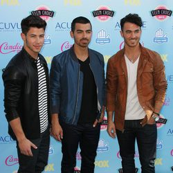 Jonas Brothers en los Teen Choice Awards 2013