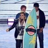 Demi Lovato premiada en los Teen Choice Awards 2013