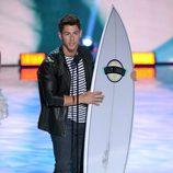 Nick Jonas premiado en los Teen Choice Awards 2013