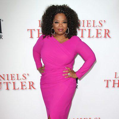 Oprah Winfrey en el estreno de 'El Mayordomo'