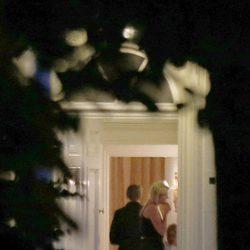 La Reina Máxima llega al Palacio de Huis ten Bosch de La Haya tras la muerte del Príncipe Friso