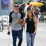 Ashley Tisdale y Christopher French tras anunciar su compromiso