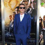 Jamie Campbell en el estreno de 'Cazadores de Sombras: Ciudad de Hueso' en Los Ángeles