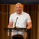 Vin Diesel en el almuerzo de la Asociación de la Prensa Extranjera de Hollywood