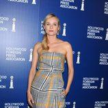 Diane Kruger en el almuerzo de la Asociación de la Prensa Extranjera de Hollywood