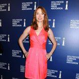 Alicia Witt en el almuerzo de la Asociación de la Prensa Extranjera de Hollywood