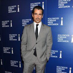 Colin Farrell en el almuerzo de la Asociación de la Prensa Extranjera de Hollywood