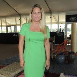 Isabel Sartorius en el Torneo de Polo de Sotogrande 2013
