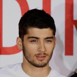Zayn Malik durante el estreno de 'This is Us' en Londres