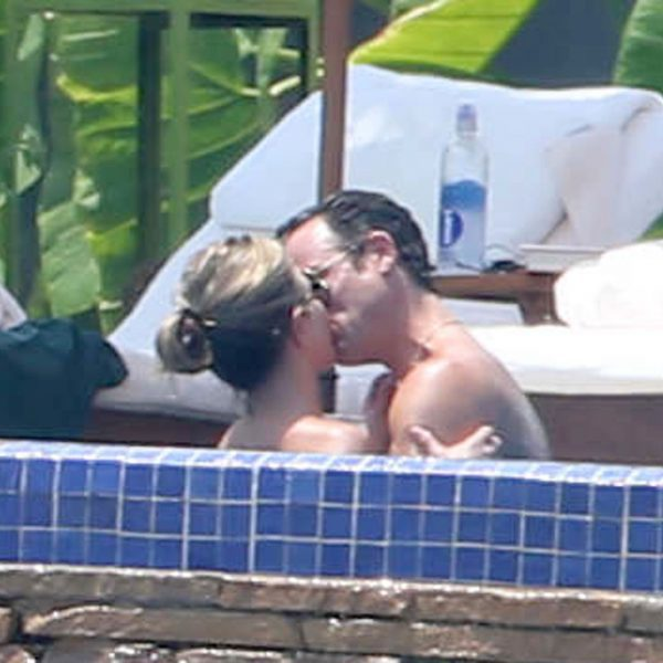 Jennifer Aniston y Justin Theroux: un amor que se acabó en siete años...