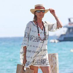 Carolina de Mónaco disfrutando del verano en Saint-Tropez