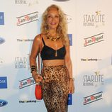 Carmen Lomana en el concierto de David Bisbal en el Starlite Festival 2013