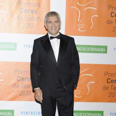 Carlos Sobera en los Premios Ceres 2013