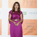 Adriana Ugarte en los Premios Ceres 2013