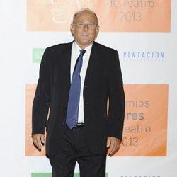 Emlio Gutiérrez en los Premios Ceres 2013