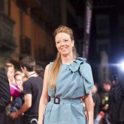 Ainhoa Santamaría en el estreno de la segunda temporada de 'Isabel' en el FesTVal de Vitoria 2013